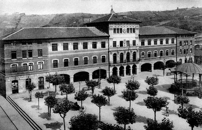 Udaletxea, 1928