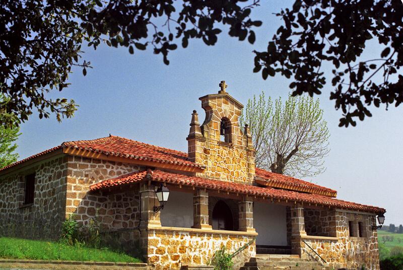 Gohierri auzoko San Kristobalen ermita
