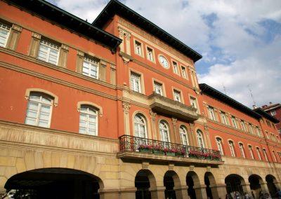 Ayuntamiento primer plano