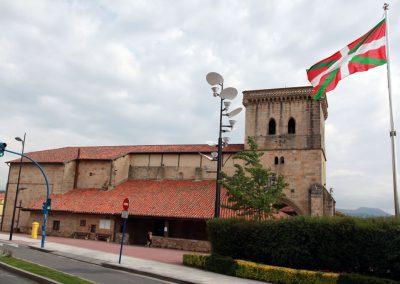 Iglesia de Andra Mari
