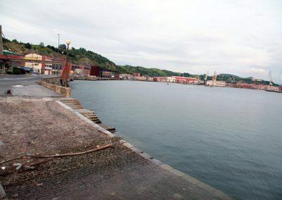 Muelle de Axpe